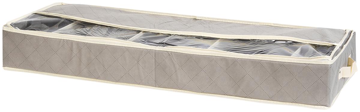 Органайзер для обуви El Casa Геометрия стиля, 5 секций, 84 х 31 х 11,5 см370820Органайзер для обуви El Casa Геометрия стиля поможет сохранить сезонную обувь, позволит с умом распорядиться пространством вашего гардероба. Прозрачные окошки очень удобны, дают представление о содержимом органайзера. Ваша обувь всегда в идеальном состоянии!