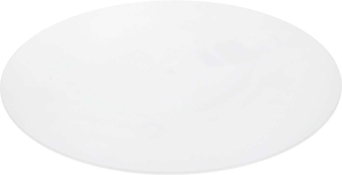 Тарелка для подставки под торт Wilton, дополнительная, цвет: белый, диаметр 41 смWLT-302-9780Дополнительная тарелка для многоуровневой подставки под торт арт. 301-9450. Цвет белый. Материал: пластик.