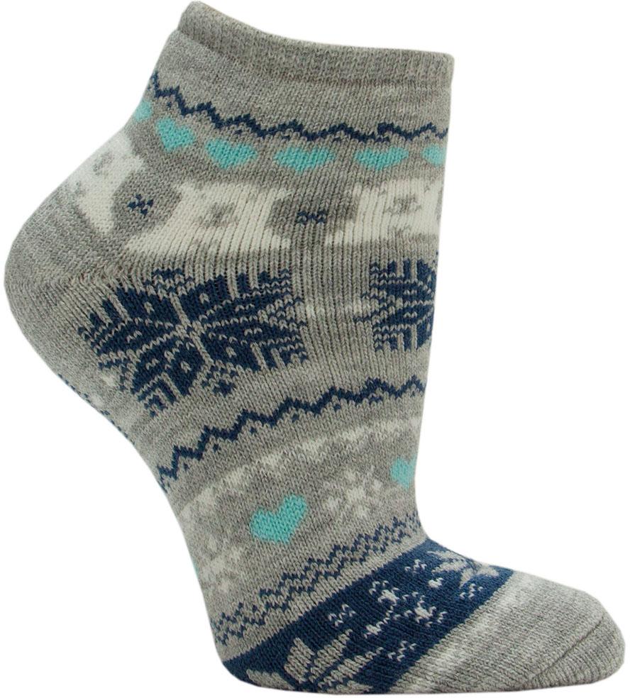 Носки женские Hosiery, цвет: серый. 1751. Размер 36/39 women ladies lace boat socks antiskid invisible liner no show peep low cut hosiery