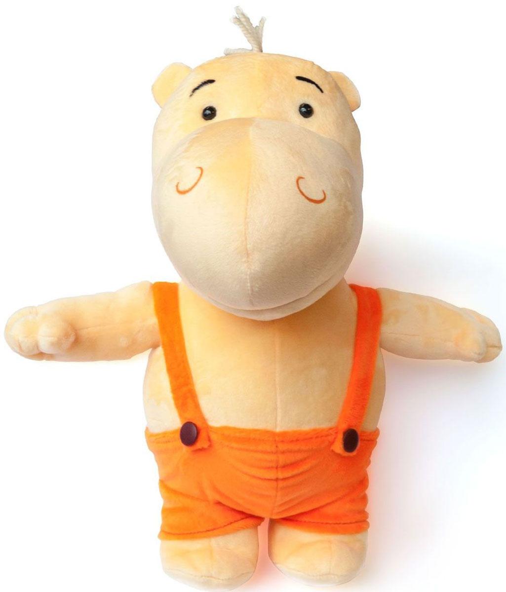 Тим и Тома Мягкая игрушка Бегемотик Тима 33 см deglingos original мягкая игрушка бегемотик hippipos