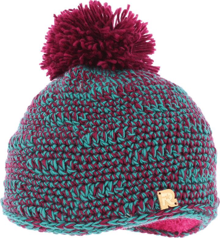 Шапка R.Mountain, цвет: бордовый. ICE 8163. Размер универсальныйICE 8163Теплая вязаная шапка с помпоном. Идеальна для зимних холодов, внутри имеет плюшевую подкладку, для самой комфортной посадки на голову и удобной носки. Мягкий цвет, а также фасон шапки придает образу своей обладательницы необычайную нежность и женственность, а приятный на ощупь материал дарит ощущение тепла и комфорта. Сочетать этот головной убор можно с любыми цветами гардероба.