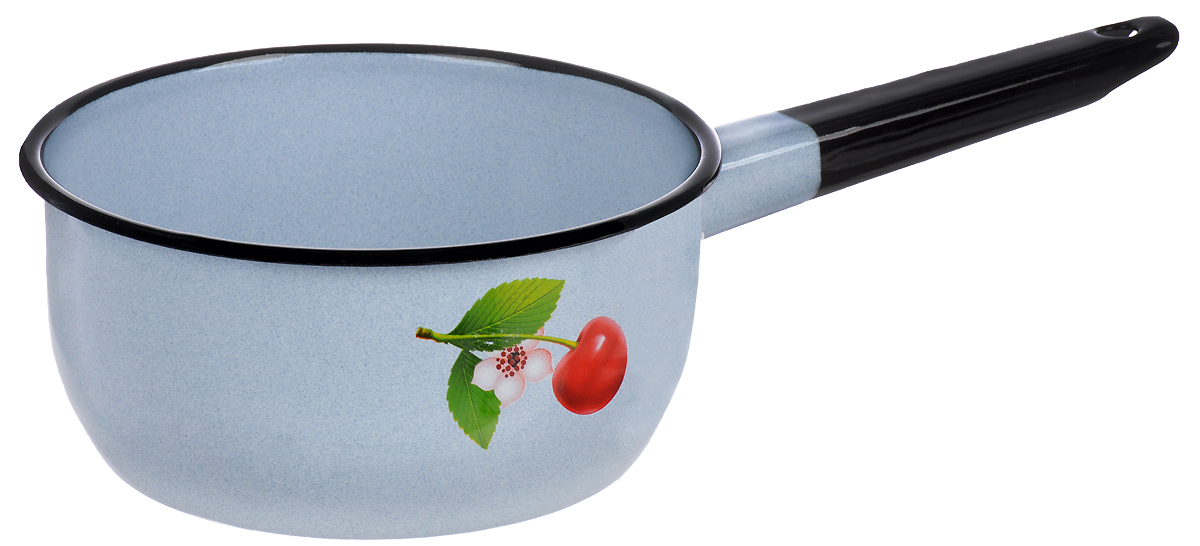 Дуршлаг эмалированный Лысьвенские эмали Фруктовая фантазия. Цветущая вишня, 1,5 лС-1408/4Рб_цветущая вишняДуршлаг Лысьвенские эмали Фруктовая фантазия. Цветущая вишня, изготовленный извысококачественной стали с эмалированным покрытием, станет полезным приобретением длявашей кухни. Он предназначен для сливания жидкости, например, после варки макаронныхизделий, круп или картофеля. Также дуршлаг используется для мытья и промывания ягод,грибов, мелких фруктов и овощей. Дуршлаг оснащен удобной ручкой.Диаметр (поверхнему краю): 17 см.Высота: 8 см.