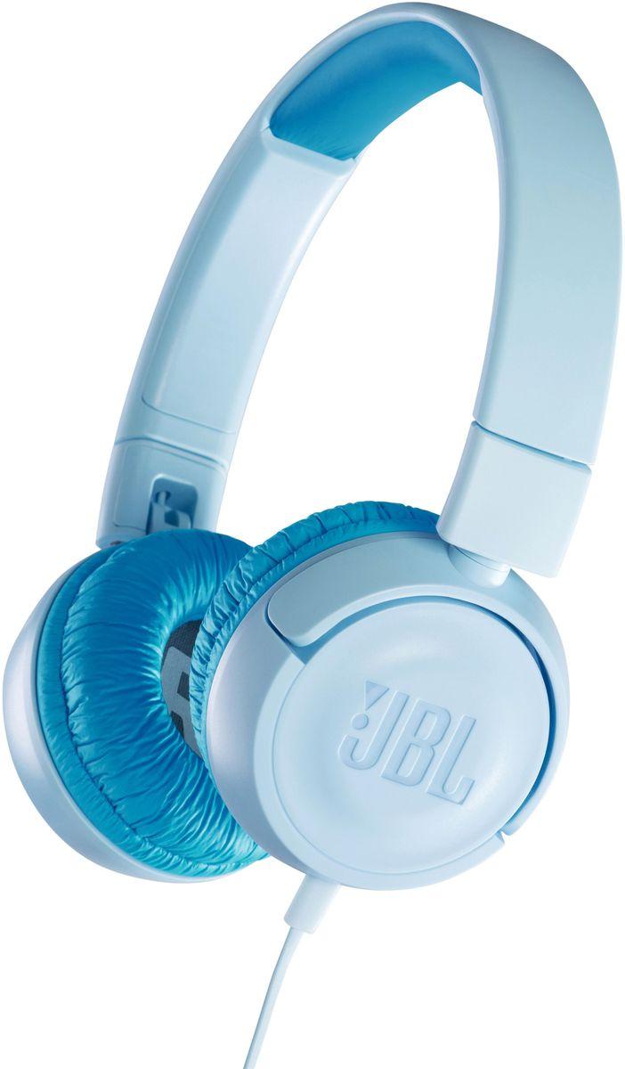 JBL JR300, Blue наушники jbl jr300 red