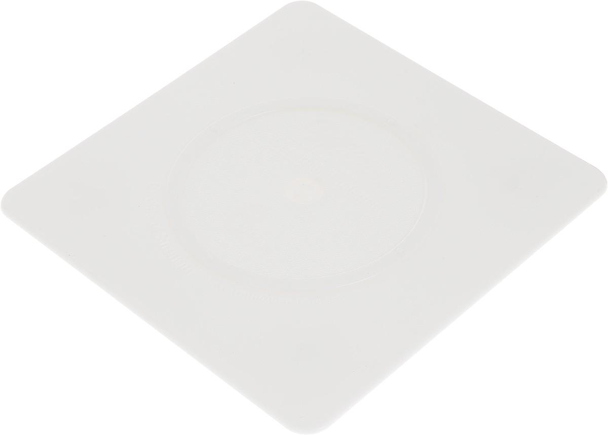 Тарелка под торт Wilton Выбор кондитера, квадратная, 15 х 15 смWLT-302-1801Такие квадратные тарелки используются отдельно или для сборки многоуровневого торта. Надежная поддержка, гарантированное качество, гладкие края. Материал: пластик.