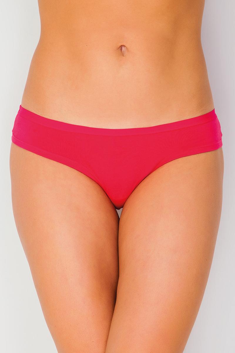 Трусы-бразильяна женские Vis-A-Vis, цвет: красный. DSL1269. Размер L (48) трусы бразильяна женские vis a vis цвет серый dsl1280 размер xs 42