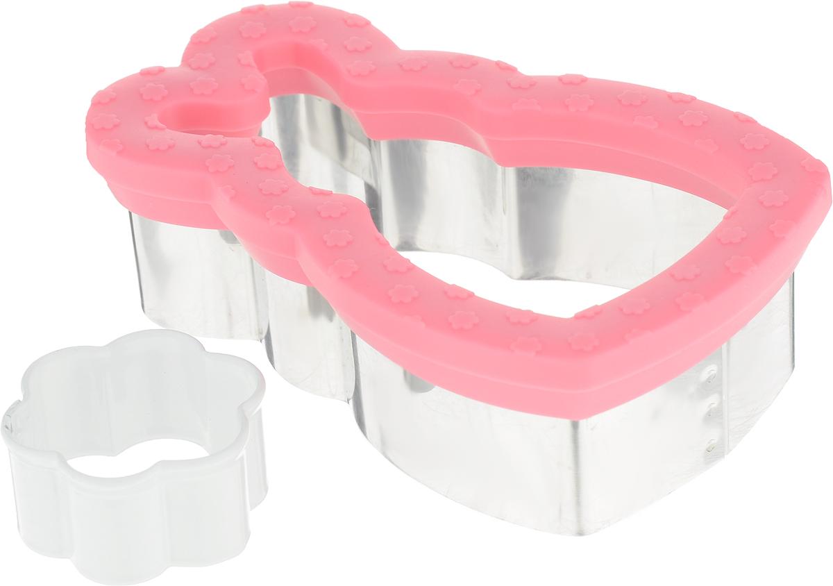 Формочки для вырезания печенья Wilton Зайчики, 2 шт, 10 смWLT-2310-3708Используются для вырезания печенья, украшений из теста и мастики. В наборе 2 шт. Зайчик- 10 см. Цветок - 3 см. Материал: сталь.
