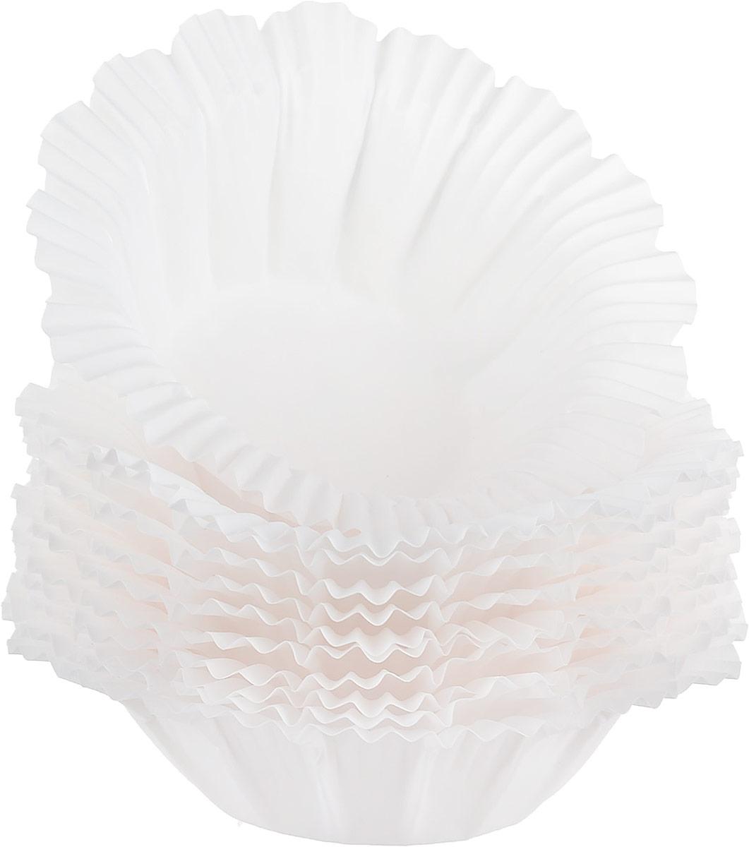 Набор бумажных форм для кексов Wilton Белый цветок, 12 штWLT-415-0176Используется для украшения кондитерских изделий. В наборе 12 шт. Материал: бумага.