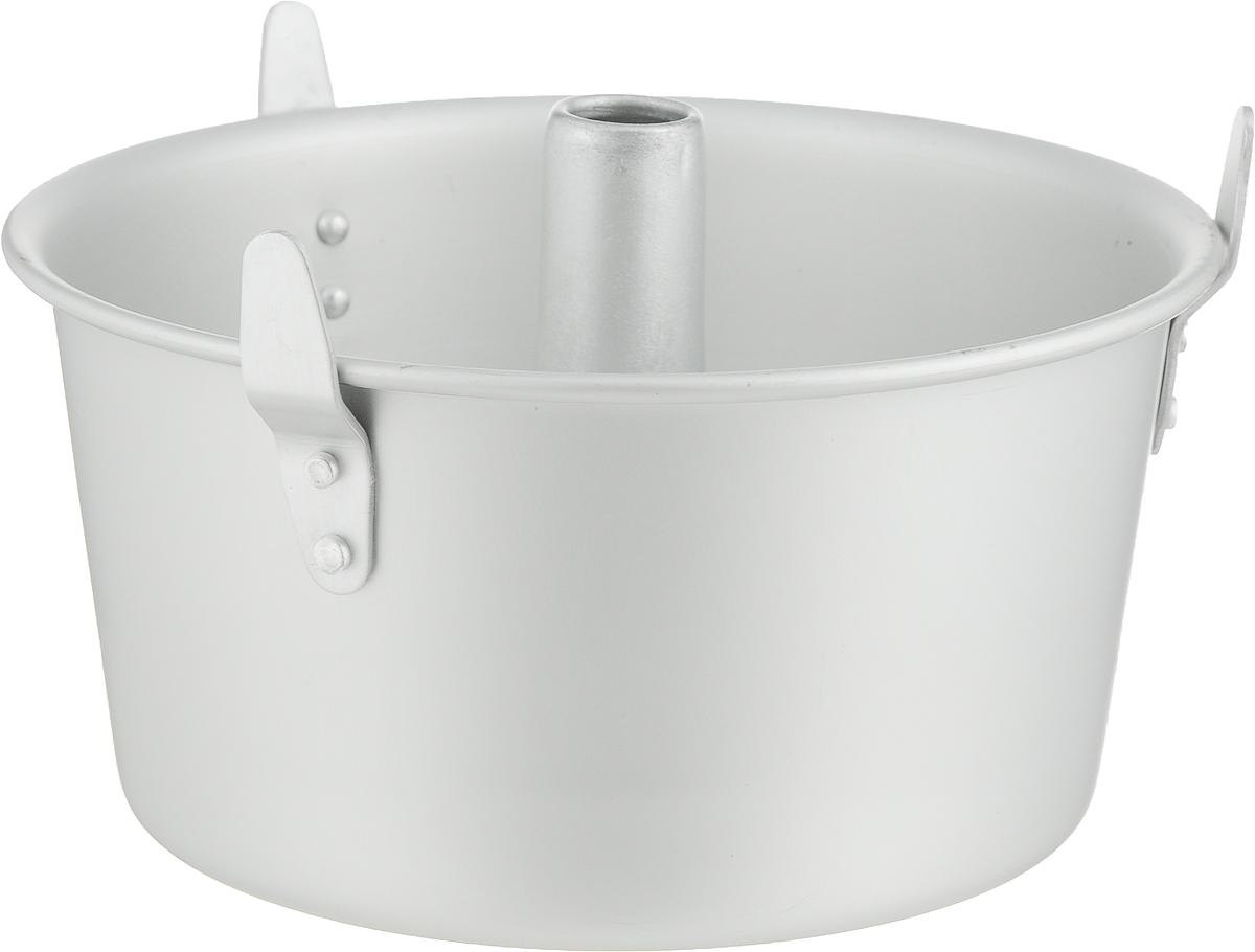 Форма для выпечки Wilton Ангельский десерт, диаметр 18 смWLT-2105-9311Используется для выпечки кондитерских изделий. Материал: алюминий.