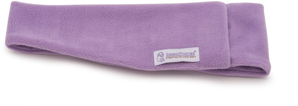 AcousticSheep Wireless, Pink наушникиSB6LM-USМягкие наушники беспроводные SleepPhones Wireless quiet lavander