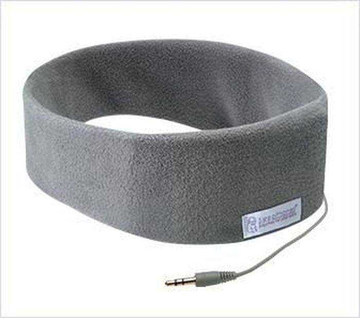 AcousticSheep Classic, Grey наушникиSC6GM-USМягкие наушники проводные для сна SleepPhones Classic Breeze soft grey