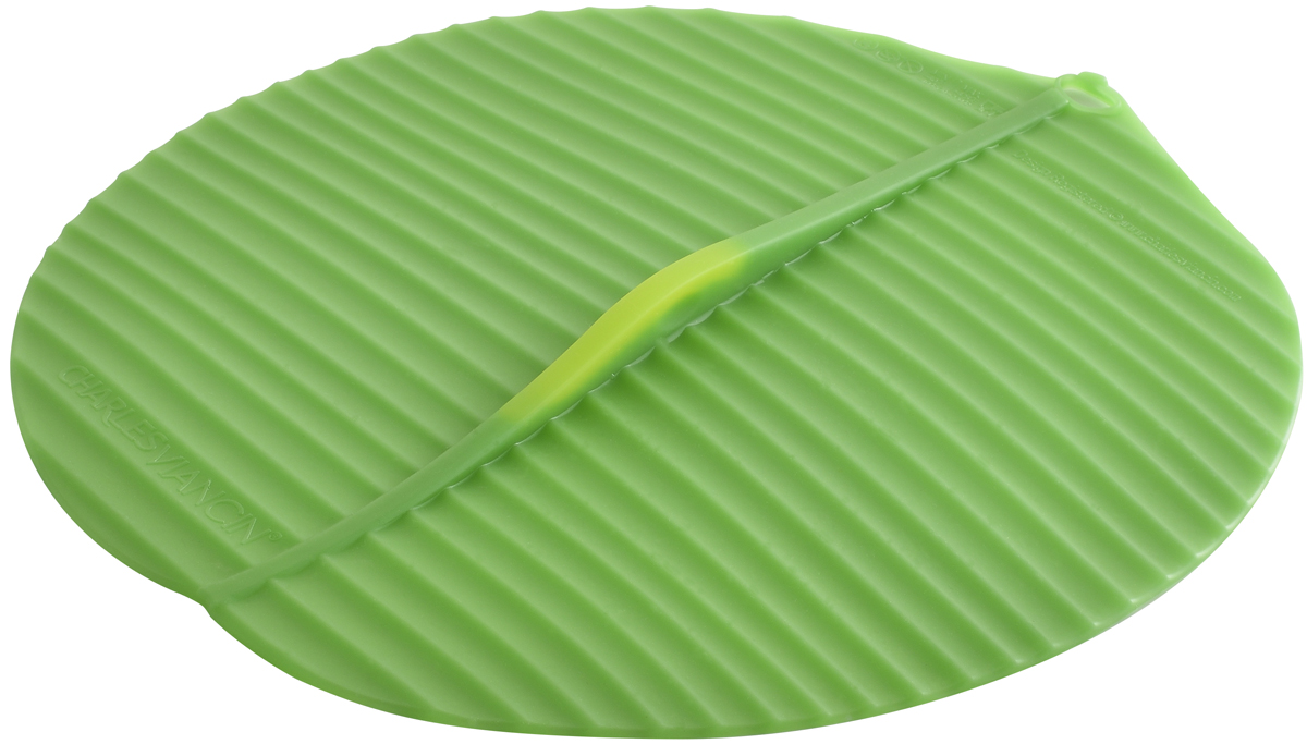 Крышка Charles Viancin Banana Leaf, цвет: зеленый. Диаметр 28 см banana republic ba067ewrbh38 banana republic