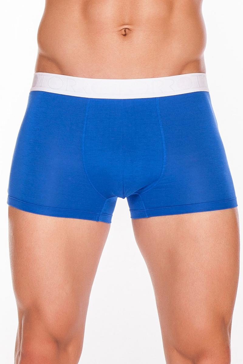 Трусы-боксеры мужские Torro, цвет: синий. TMX3101. Размер XXL (54) трусы боксеры мужские torro цвет голубой темно синий tmx3133 размер xxl 54