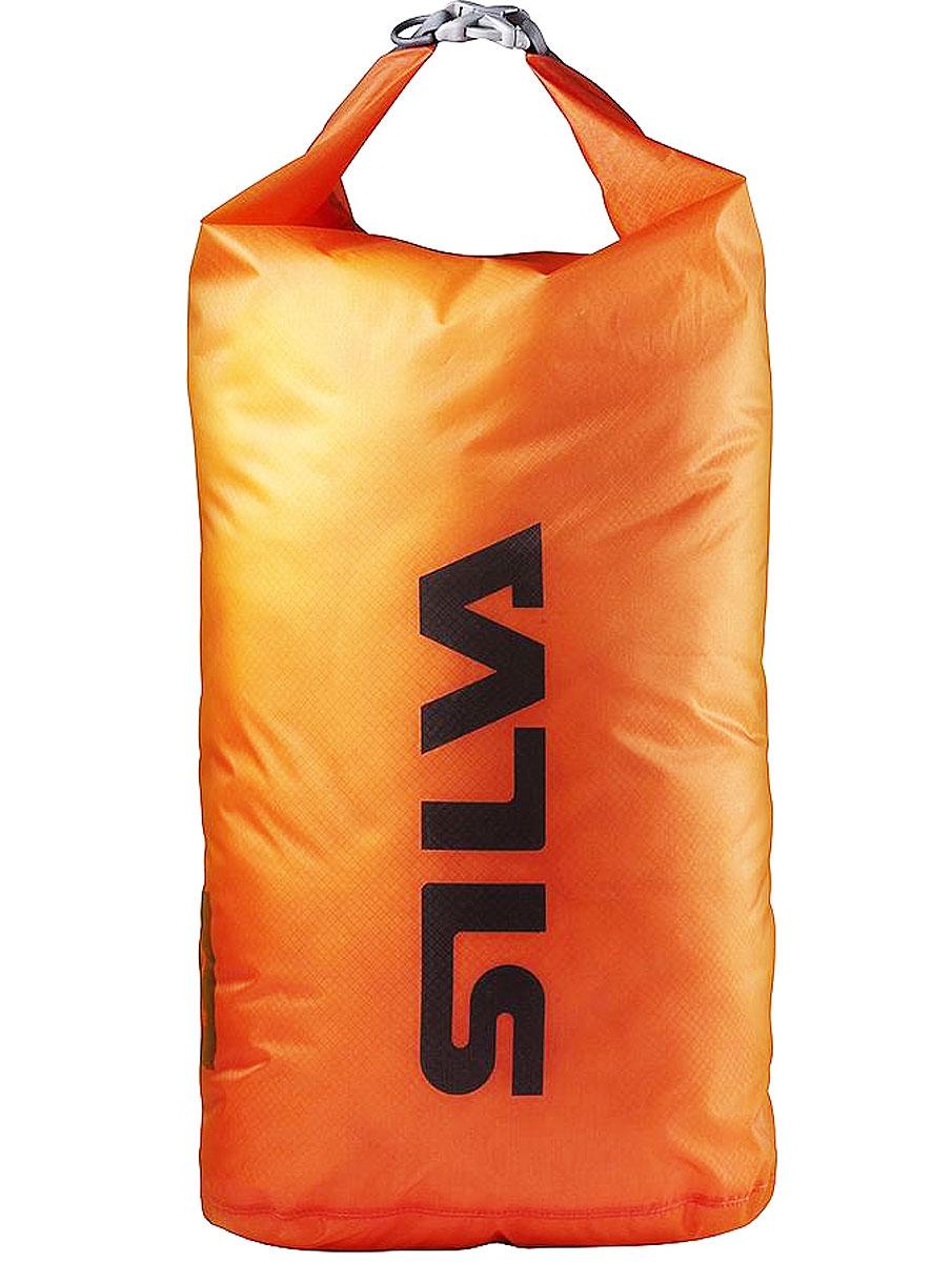 Чехол водонепроницаемый Silva Carry Dry Bag, цвет: оранжевый39013Собираетесь в поход? На байдарках? Прочный и надежный гермомешок Silva для вас!- Объем: 12л- Ткань: Cordura.