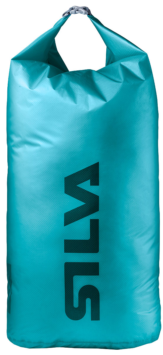 Чехол водонепроницаемый Silva Carry Dry Bag, цвет: голубой39015Собираетесь в поход на байдарках? Прочный и надежный гермомешок Silva для вас, он быстро сохнет и не пропускает воду внутрь. Объем: 36 л.