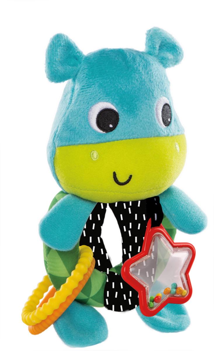 Bright Starts Развивающая игрушка Лучшие друзья Бегемотик игрушка подвеска bright starts развивающая игрушка щенок