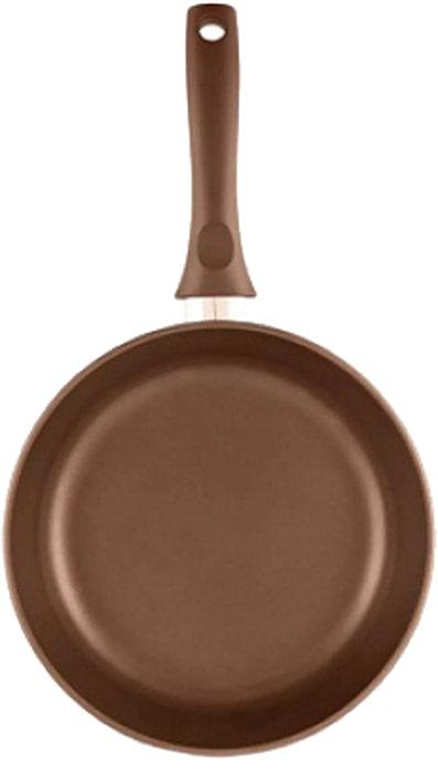 Сковорода блинная Нева Жемчужина, с антипригарным покрытием. Диаметр 24 смPG624Сковорода Нева выполнена из алюминия. Сковорода с очень низкими бортиками предназначена для приготовления блинов. Диаметр сковороды: 24 см.