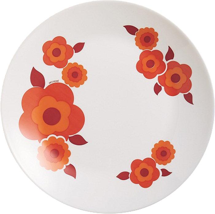 Сервиз обеденный Luminarc Lotus, 12 предметовL5843Сервиз Luminarc прекрасно подойдет для вашей кухни и великолепно украсит праздничный стол. Изящный дизайн и красочность оформления изделий придутся по вкусу и ценителям классики, и тем, кто предпочитает утонченность иизысканность в дизайне. Все изделия изготавливаются на современном оборудовании по новейшим технологиям и проходят строгий контроль качества. Состав набора: Обеденная тарелка 25см 6 шт.Десертная тарелка 18см 6 шт.