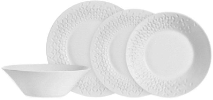 Сервиз обеденный Luminarc Nordic Epona, 19 предметовК6786Рассчитан на 6 персон.Тарелки обеденные 29 см (6 штук)Тарелки глубокие 23 см (6 штук)Тарелки десертные 21 см (6 штук)Салатник 18 см (1 шт) Страна-производитель Франция.Материал: ударопрочное стекло.Можно мыть в посудомоечной машине и использовать в СВЧ.