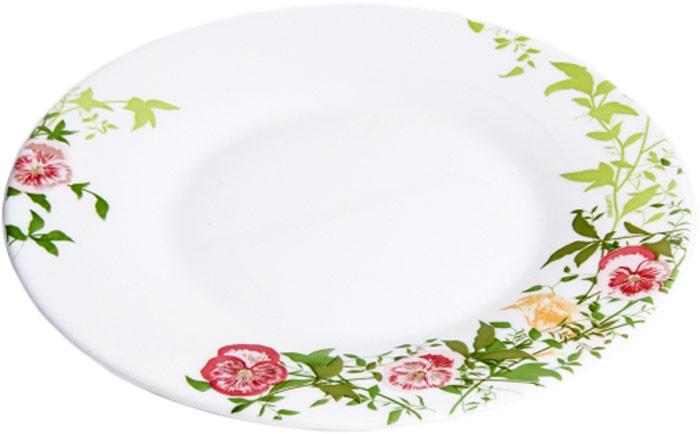 Сервиз обеденный Luminarc Latone, 18 предметовЛ0507Столовый сервиз рассчитан на 6 персон, состоит из 18 предметов: - Тарелка суповая 23 см - 6 шт. - Тарелка десертная 22 см - 6 шт. - Тарелка обеденная 28 см - 6 шт. Подходит для использования в СВЧ/духовках и мойки в посудомоечных машинах.Материал: СТЕКЛОФорма: круглаяФактура: ГладкаяКол-во предметов: 18