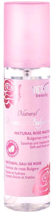 VictoriaBeauty Чистая розовая вода гидролат, 250 мл770287Свойства Гидролата Розы:Применяется как естественный тоник pH, обладающий органическим успокаивающим ароматом.Нанесите несколько капель на ватный шарик и протрите кожу после снятия макияжа.Ополаскивайте волосы.Применять как естественный туман для успокоения раздраженной и красной кожи.В качестве дистиллированного концентрата лепестков роз для прохладной, мгновенной, свежей, личной увлажняющей поровой подготовки.Гидролат розы отлично подходит для чувствительной кожи для женщин и для мужчин.100% чистый гидролат розы идеально подходит для тонизирующего лица, шеи, декольте, области глаз, сухой кожи, тела и волос для балансировки PH, кожи, подверженной прыщам, пятен рук, темных следов.Жирной кожи и общего баланса кожи как ботанический вяжущий и тоник.Лучше всего использовать в качестве укрепления кожи вокруг глаз в качестве цветочного экстракта для лечения косметического ухода с витаминами.