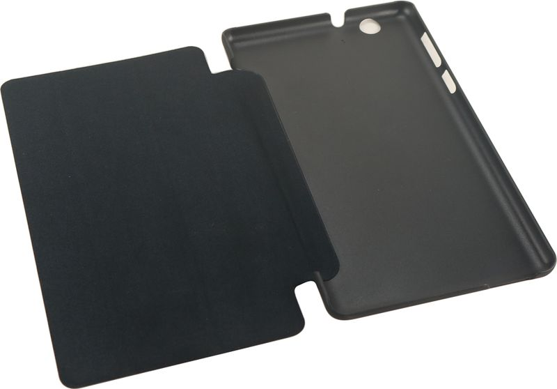 IT Baggage чехол для планшета Huawei Media Pad T3 7, Black чехол для планшета it baggage ithwm384 1 черный для huawei mediapad m3 8 4