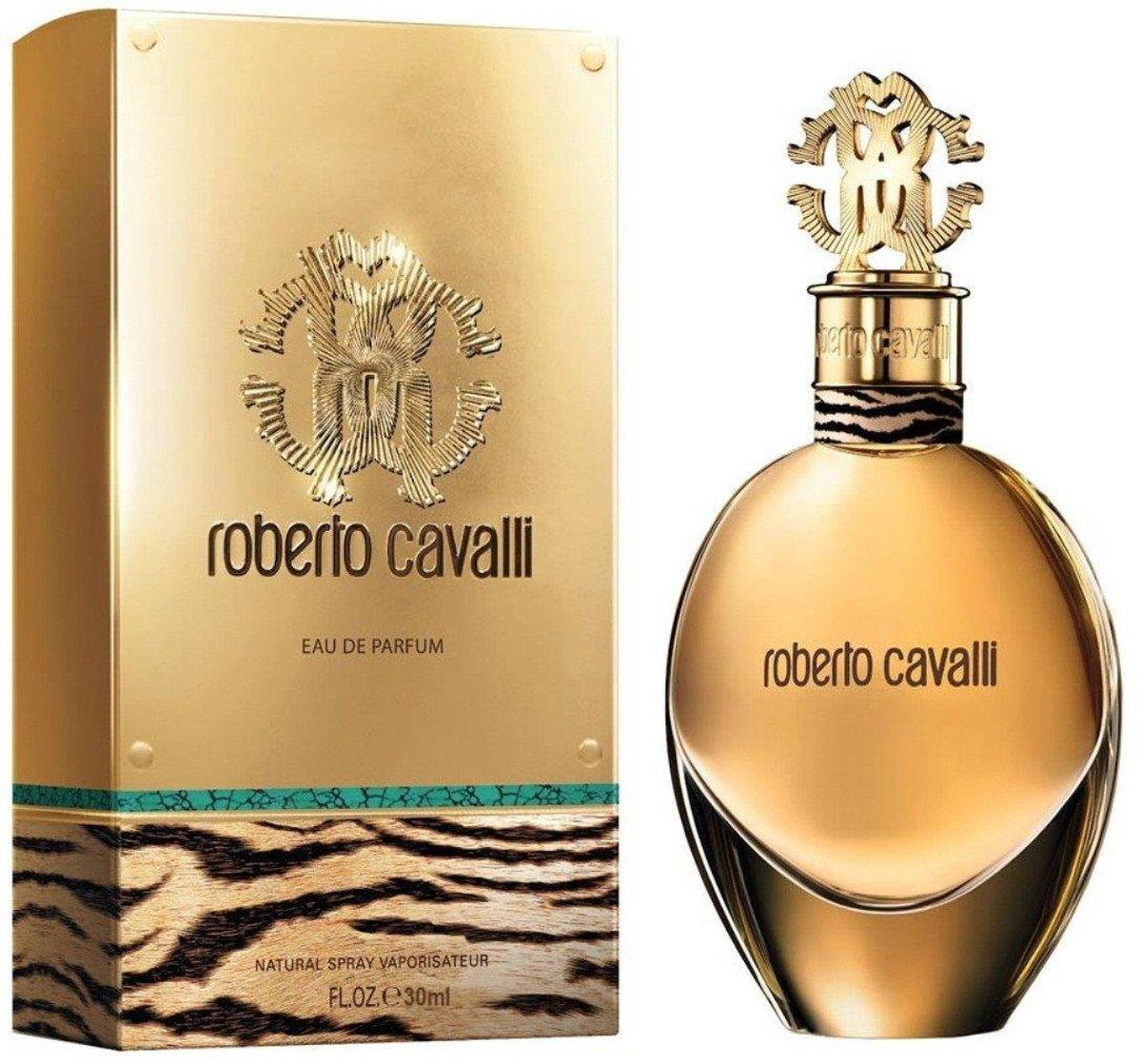 Roberto Cavalli Парфюмерная вода женская, 30 мл75001009000Аромат Roberto Cavalli сразу очаровывает дерзостью и сексуальностью. Он раскрывается пряными нотами розового перца, подчеркивая хищную сторону характера женщины. Основа аромата - женственные и нежные ноты цветка апельсинового дерева. Ноты тропических бобов тонка оставляют теплый, насыщенный, легкий миндально-ванильный шлейф.Краткий гид по парфюмерии: виды, ноты, ароматы, советы по выбору. Статья OZON Гид