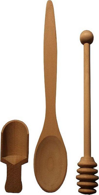 Набор кухонный Тимбэ Продакшен, для меда, 3 предмета массажеры механические тимбэ продакшен коврик массажный панцирь большой