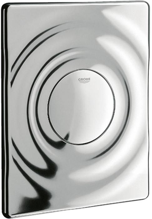 Панель смыва для писсуара Grohe Surf. 3857400038574000для 1 объема смывадля пневматического сливного клапана для вертикального и горизонтального монтажа156 x 197 мм из ABS GROHE StarLight хромированная поверхность