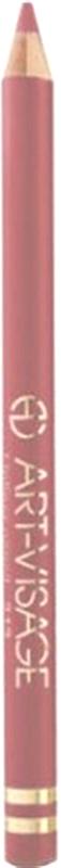 Art-Visage Карандаш контурный для губ / Lipliner pencil, т. 223, 1,3 г646388Создает идеальный контур губ. Бережно ухаживает за нежной кожей весь день. В состав карандаша входят натуральные компоненты, которые способствуют сохранению красоты и молодости ваших губ: • Экстракт алоэ оказывает тонизирующее и бактерицидное действие; • масло жожоба смягчает и питает кожу; • витамин Е помогает сохранить молодость кожи; • натуральные тугоплавкие воски обеспечивают повышенную стойкость карандаша в течение дня.