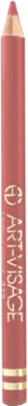 Art-Visage Карандаш контурный для губ / Lipliner pencil, т. 224, 1,3 г646395Создает идеальный контур губ. Бережно ухаживает за нежной кожей весь день. В состав карандаша входят натуральные компоненты, которые способствуют сохранению красоты и молодости ваших губ: • Экстракт алоэ оказывает тонизирующее и бактерицидное действие; • масло жожоба смягчает и питает кожу; • витамин Е помогает сохранить молодость кожи; • натуральные тугоплавкие воски обеспечивают повышенную стойкость карандаша в течение дня.