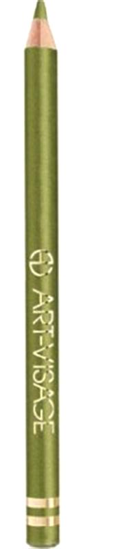 Art-Visage Карандаш контурный для глаз / Eyeliner pencil, т. 133, 1,3 г682070КОМФОРТНАЯ текстура УСТОЙЧИВОСТЬ и ЗАБОТА до 12 часов Натуральные и тугоплавкие воски делают цвет более устойчивым, масло жожоба смягчает и питает нежную кожу век, экстракт алоэ оказывает тонизирующее и бактерицидное действие, витамин Е помогает сохранить молодость. Совет визажиста: Обманные маневры. Ресницы будут выглядеть более густыми и пушистыми, если провести карандашом линию у корней и слегка растушевать ее с помощью аппликатора. Визуально это имитирует тень от роскошных ресниц.