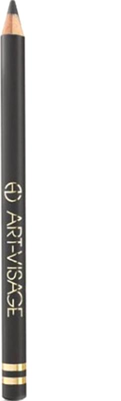 Art-Visage Карандаш контурный для глаз / Eyeliner pencil, т. 140, 1,3 г689260КОМФОРТНАЯ текстура УСТОЙЧИВОСТЬ и ЗАБОТА до 12 часов Натуральные и тугоплавкие воски делают цвет более устойчивым, масло жожоба смягчает и питает нежную кожу век, экстракт алоэ оказывает тонизирующее и бактерицидное действие, витамин Е помогает сохранить молодость. Совет визажиста: Обманные маневры. Ресницы будут выглядеть более густыми и пушистыми, если провести карандашом линию у корней и слегка растушевать ее с помощью аппликатора. Визуально это имитирует тень от роскошных ресниц.