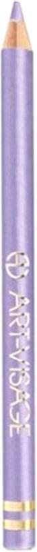 Art-Visage Карандаш контурный для глаз / Eyeliner pencil, т. 144, 1,3 г689307КОМФОРТНАЯ текстура УСТОЙЧИВОСТЬ и ЗАБОТА до 12 часов Натуральные и тугоплавкие воски делают цвет более устойчивым, масло жожоба смягчает и питает нежную кожу век, экстракт алоэ оказывает тонизирующее и бактерицидное действие, витамин Е помогает сохранить молодость. Совет визажиста: Обманные маневры. Ресницы будут выглядеть более густыми и пушистыми, если провести карандашом линию у корней и слегка растушевать ее с помощью аппликатора. Визуально это имитирует тень от роскошных ресниц.