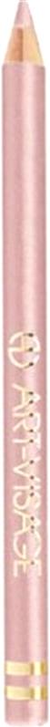 Art-Visage Карандаш контурный для глаз / Eyeliner pencil, т. 146, 1,3 г689321КОМФОРТНАЯ текстура УСТОЙЧИВОСТЬ и ЗАБОТА до 12 часов Натуральные и тугоплавкие воски делают цвет более устойчивым, масло жожоба смягчает и питает нежную кожу век, экстракт алоэ оказывает тонизирующее и бактерицидное действие, витамин Е помогает сохранить молодость. Совет визажиста: Обманные маневры. Ресницы будут выглядеть более густыми и пушистыми, если провести карандашом линию у корней и слегка растушевать ее с помощью аппликатора. Визуально это имитирует тень от роскошных ресниц.