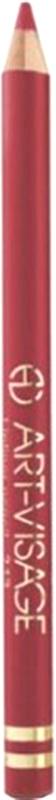 Art-Visage Карандаш контурный для губ / Lipliner pencil, т. 247, 1,3 г022067Создает идеальный контур губ. Бережно ухаживает за нежной кожей весь день. В состав карандаша входят натуральные компоненты, которые способствуют сохранению красоты и молодости ваших губ: • Экстракт алоэ оказывает тонизирующее и бактерицидное действие; • масло жожоба смягчает и питает кожу; • витамин Е помогает сохранить молодость кожи; • натуральные тугоплавкие воски обеспечивают повышенную стойкость карандаша в течение дня.