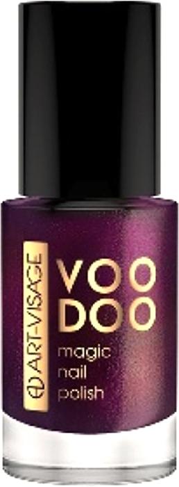 Art-Visage Лак для ногтей Voodoo, тон 07 8,5 млKGP142SВуду - магический лак для ногтей. Сочетание многоцветных глиттеров и перламутров создает магическое сияние. Профессиональная плоская кисточка для идеального ровного нанесения.Как ухаживать за ногтями: советы эксперта. Статья OZON Гид