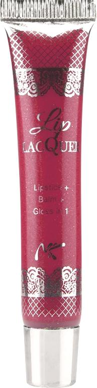 Nicka K NY Color Lip Shine блеск для губ, 10 мл, оттенок LL06 nicka k ny bold eye liner подводка для глаз 0 56 г оттенок aa063 brown