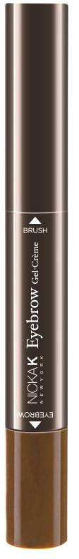 Nicka K NY EyeBrow Wood Pencil карандаш для бровей, 6 мл, оттенок NY091 BROWN016849Идеально составленная гладкая текстурадля подчеркивания бровей. Формула гелеобразного типа придает стойкость. В комплекте свысококачественной угловой кистью, позволит вам нарисовать красивые брови.Доступен в четырех привлекательных оттенках: черный, темно-коричневый, вишневый и коричневый.Как создать идеальные брови: пошаговая инструкция. Статья OZON Гид