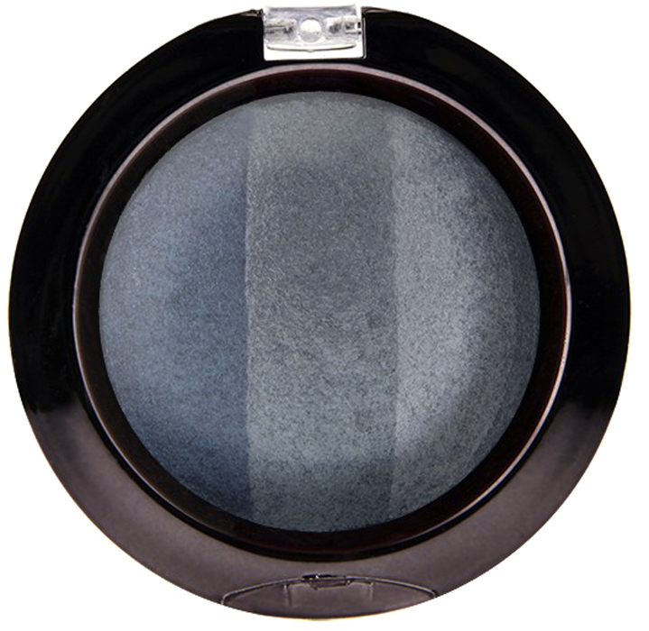 Nicka K NY Defining Eyeshadow тени для глаз, 7 г, оттенок SPARKLE SKYNBE01Миксовые цвета трёхцветных теней Nicka K New York Terracotta Baked Eyeshadows при нанесении раскрываются богатой палитрой, подчёркивая выразительность взгляда. При производстве теней используется новаторский метод запекания на терракоте, что приводит к шелковисто-плавному переходу при нанесении. Мягкая микро-пудра, входящая в состав теней, увеличивает стойкость, что позволяет макияжу сохраняться в течение всего дня, не осыпаясь и не размазываясь. Тени можно наносить как сухим аппликатором для создания нежного сияния, так и влажным методом для придания макияжу яркого металлического блеска.