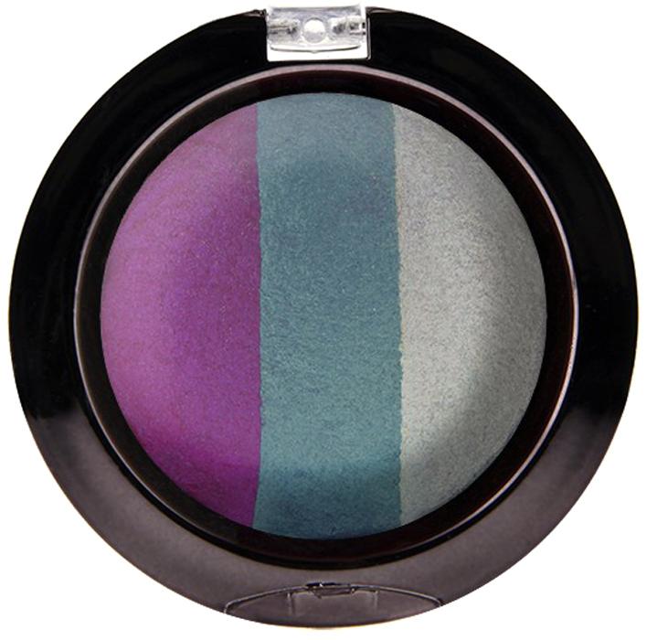 Nicka K NY Defining Eyeshadow тени для глаз, 7 г, оттенок SPARKLE WATERMELONNBE05Миксовые цвета трёхцветных теней Nicka K New York Terracotta Baked Eyeshadows при нанесении раскрываются богатой палитрой, подчёркивая выразительность взгляда. При производстве теней используется новаторский метод запекания на терракоте, что приводит к шелковисто-плавному переходу при нанесении. Мягкая микро-пудра, входящая в состав теней, увеличивает стойкость, что позволяет макияжу сохраняться в течение всего дня, не осыпаясь и не размазываясь. Тени можно наносить как сухим аппликатором для создания нежного сияния, так и влажным методом для придания макияжу яркого металлического блеска.