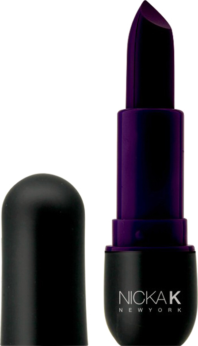 Nicka K NY Matte Lip Stick Губная помада, 3,5 г, оттенок NMS17 DARK SCARLET017243Исключительный, идеальный, богатый цвет матовой помады + насыщенный блеск. Нанеситена губы одним из 18 оттенков для стойкого, безупречного, матового цвета.