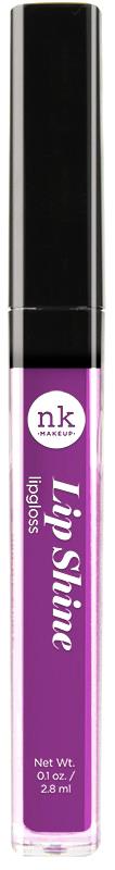 Nicka K NY Color Lip Shine блеск для губ, 2,8 мл, оттенок A82 FLIRT017271Получите объем с NK Lipshine, доступный в диапазоне смелых, непрозрачных оттенков, которые идеально подходят для нанесения в один слой или нанесения по вашей любимой помаде для дополнительного сверкания.По-настоящему украшает каждую улыбку при помощи легко адаптирующихся оттенков, которые можно подобрать под любое настроение!