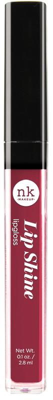 Nicka K NY Color Lip Shine блеск для губ, 2,8 мл, оттенок A86 RED BERRY007866Получите объем с NK Lipshine, доступный в диапазоне смелых, непрозрачных оттенков, которые идеально подходят для нанесения в один слой или нанесения по вашей любимой помаде для дополнительного сверкания.По-настоящему украшает каждую улыбку при помощи легко адаптирующихся оттенков, которые можно подобрать под любое настроение!