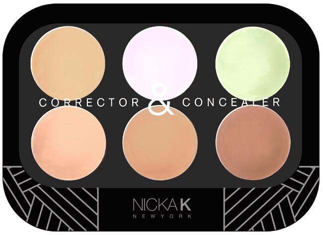 Nicka K NY Concealer тональный крем, 7,8 г, оттенок CC01017291Скрывает пятна, покраснения, темные круги и любые другие недостатки кожи. Nicka K New York Corrector & Concealer будет подстраиваться под любой тон кожи, выравнивая цвета лица. Представляется в шести кремообразных тонах и безупречно наносится.
