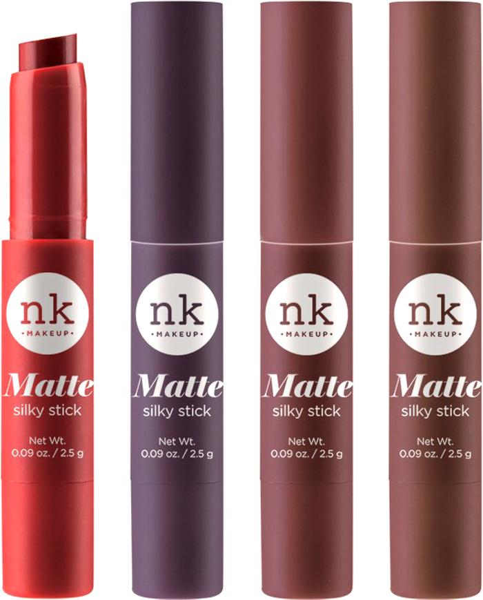 Nicka K NY Silky Cream Stick губная помада, 2,5 г, оттенок NKF01 WILD ROSE017344Помада с ультра-гладкой формулой. Шелковая текстура имеет как кремовый, так и матовый эффект для шикарного образа.Предлагается в нескольких оттенках, чтобы ваши губы были мягкими и шелковистыми.Какая губная помада лучше. Статья OZON Гид