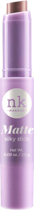 Nicka K NY Silky Cream Stick губная помада, 2,5 г, оттенок NKF04 TAPESTRY017344Помада с ультра-гладкой формулой. Шелковая текстура имеет как кремовый, так и матовый эффект для шикарного образа.Предлагается в нескольких оттенках, чтобы ваши губы были мягкими и шелковистыми.Какая губная помада лучше. Статья OZON Гид