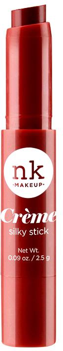Nicka K NY Silky Cream Stick губная помада, 2,5 г, оттенок NKF51 TOTEM POLE017344Помада с ультра-гладкой формулой. Шелковая текстура имеет как кремовый, так и матовый эффект для шикарного образа.Предлагается в нескольких оттенках, чтобы ваши губы были мягкими и шелковистыми.