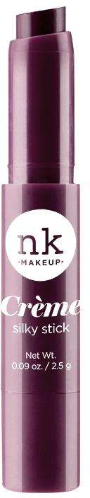 Nicka K NY Silky Cream Stick губная помада, 2,5 г, оттенок NKF53 MAROON OAK nicka k ny silky cream stick губная помада 2 5 г оттенок nk52 red ribbon