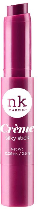 Nicka K NY Silky Cream Stick губная помада, 2,5 г, оттенок NKF54 RAZZMATAZZ017344Помада с ультра-гладкой формулой. Шелковая текстура имеет как кремовый, так и матовый эффект для шикарного образа.Предлагается в нескольких оттенках, чтобы ваши губы были мягкими и шелковистыми.Какая губная помада лучше. Статья OZON Гид