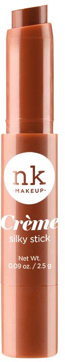 Nicka K NY Silky Cream Stick губная помада, 2,5 г, оттенок NKF57 BROWN RUST017344Помада с ультра-гладкой формулой. Шелковая текстура имеет как кремовый, так и матовый эффект для шикарного образа.Предлагается в нескольких оттенках, чтобы ваши губы были мягкими и шелковистыми.Какая губная помада лучше. Статья OZON Гид